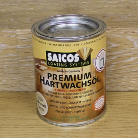 Saicos Hartwachsol Premium (Германия)