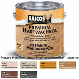 Saicos Premium Hartwachsol (Германия)