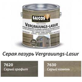 SAICOS Vergrauungs-Lasur (Германия)